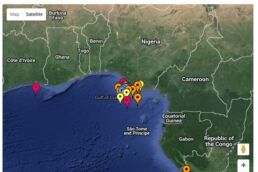 IMB Sea Piracy and Armed Robbery Map 2016