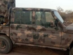Boko Haram Kills 'Many Soldiers', Displays Armed Personnel Carrier, SUVs, Ammunition Captured From Nigerian Military