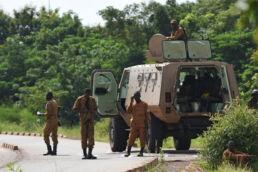 25 Killed In Burkina Faso Attack