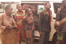Relief as freed 27 students arrive after 56 days