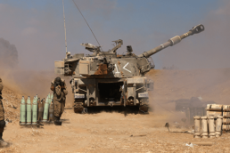 Israel-Palestinian Conflict Escalates As Rockets Fly, Street Violence Flares
