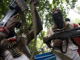 Gunmen attack 2 passenger buses, abduct 4 passengers in Ekiti