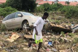 Three Killed As Flood Hits Estate In Abuja