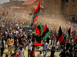 IPOB Dares South-East Governors, Insists On Sit-at-Home On Tuesday To Honour 'Heroes' Killed By Nigerian Army 4 Years Ago